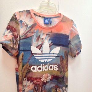 Adidas farm shirt
